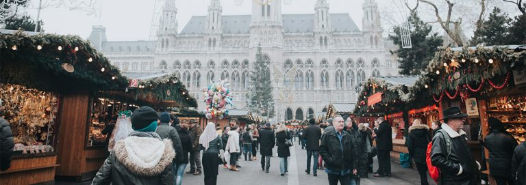 Christmas Markets considerations for ostomates