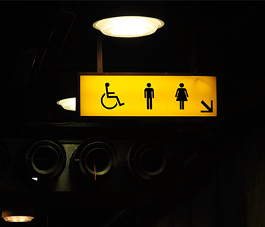 World Toilet Day - What the end of 'toilet tax' might mean for disabled facilities