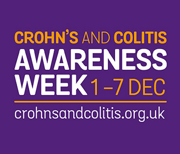 Crohn's and Colitis Awareness Week 2018