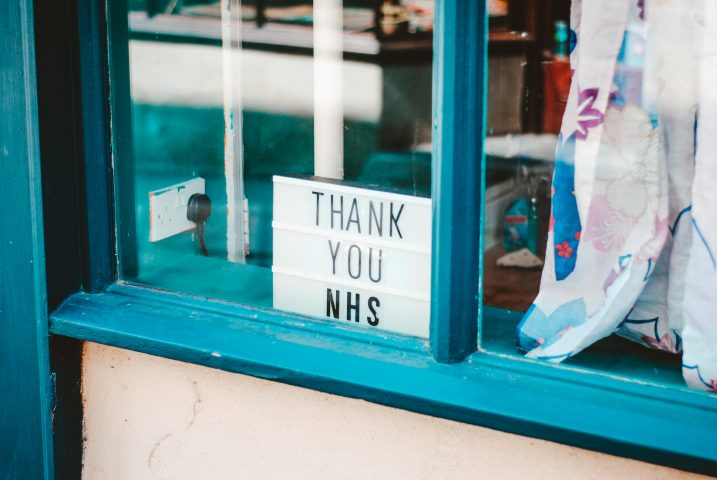Celebrating the Heroes of the NHS